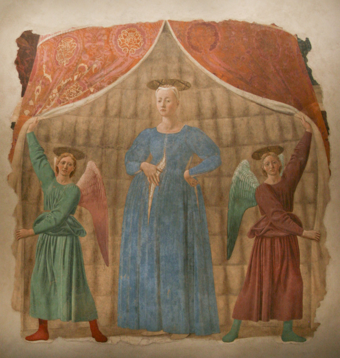 Virgen del Parto.