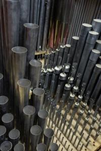 SIASATRU, por Joan Fontcuberta, órgano, Basílica de Covadonga, colección María Cristina Masaveu Peterson.