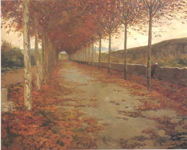 carretera de otono 1888