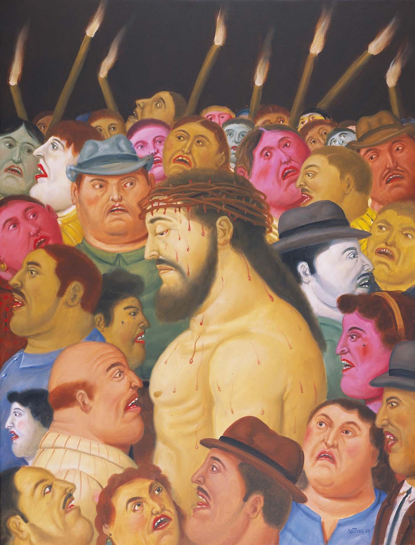 2 Gesù e la moltitudine