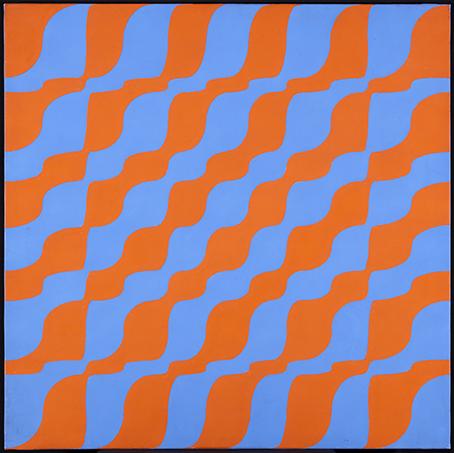 Composición, por Tomás García Asensio, 1968.