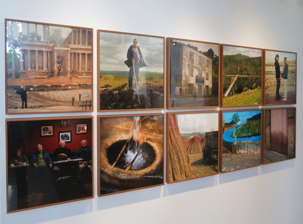 Maria do Mar Rego: Serie Travesía ríos Tajo, Duero, Miño y Guadiana, impresión sobre papel Hahnemuhle Photo Pearl, 2016.
