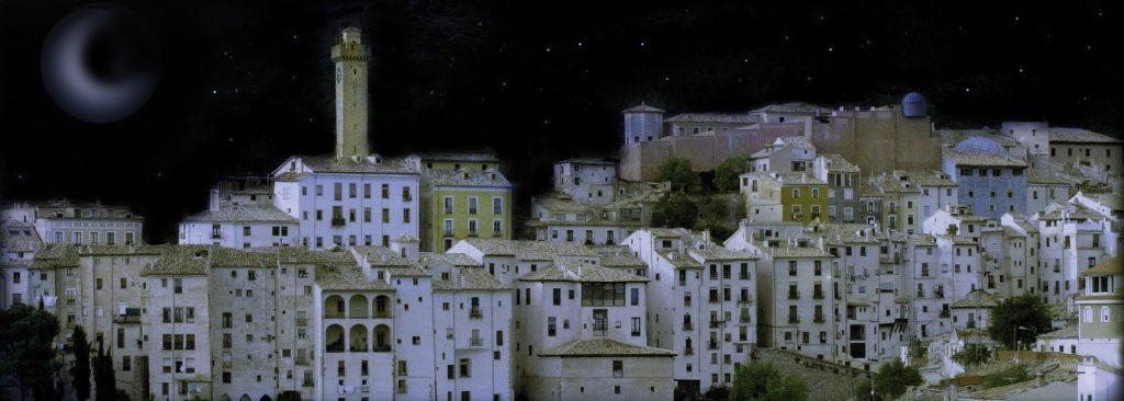 Vista de la ciudad de Cuenca.