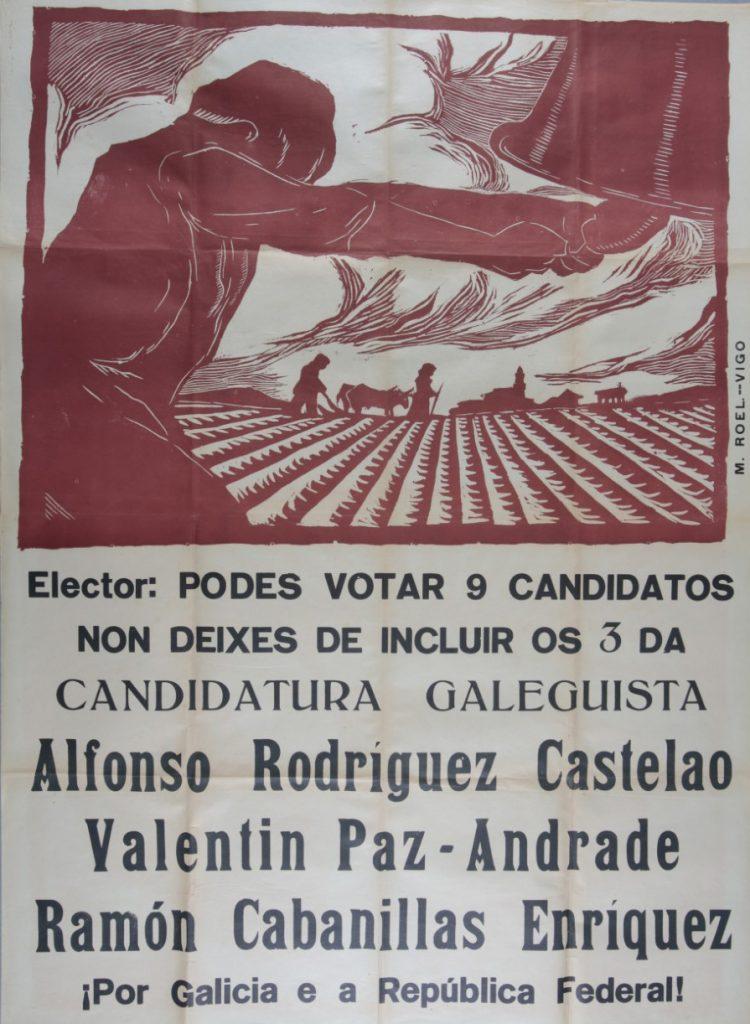 Cartel electoral de 1931.