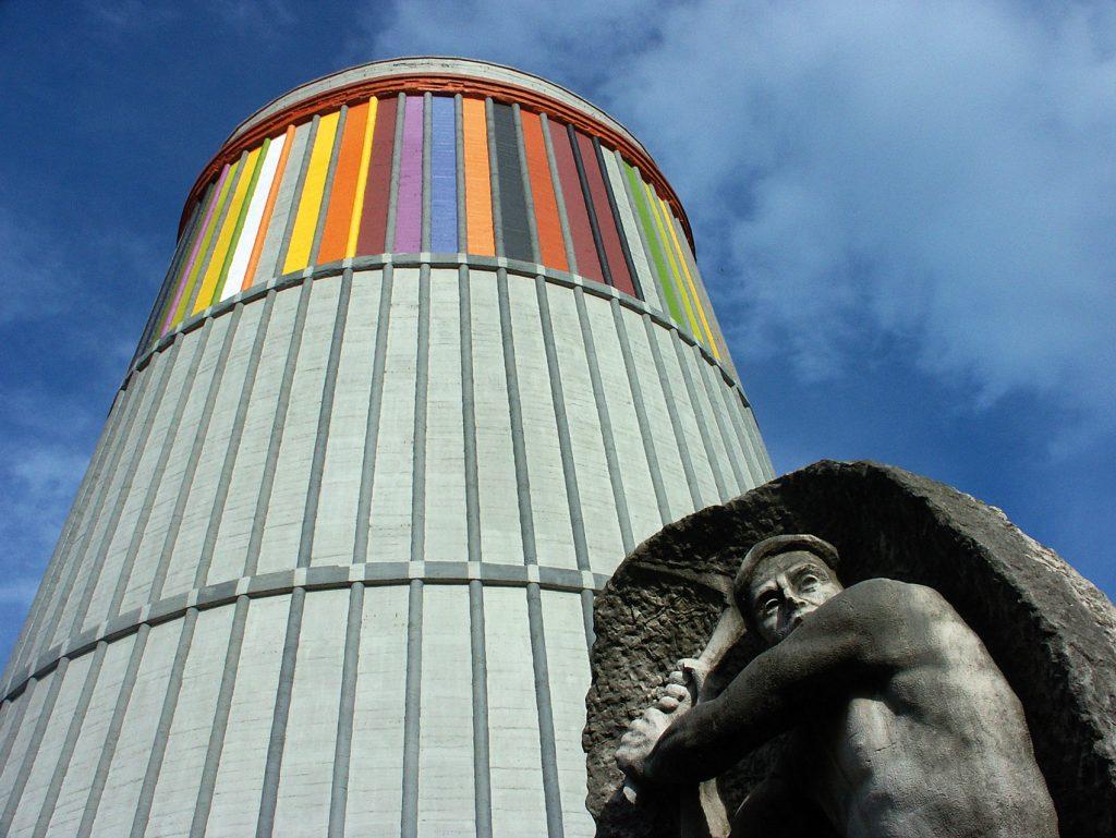 Museo de la Siderurgia (MUSI), Foto: Juanjo Arrojo. Cortesía por Turismo de Asturias.