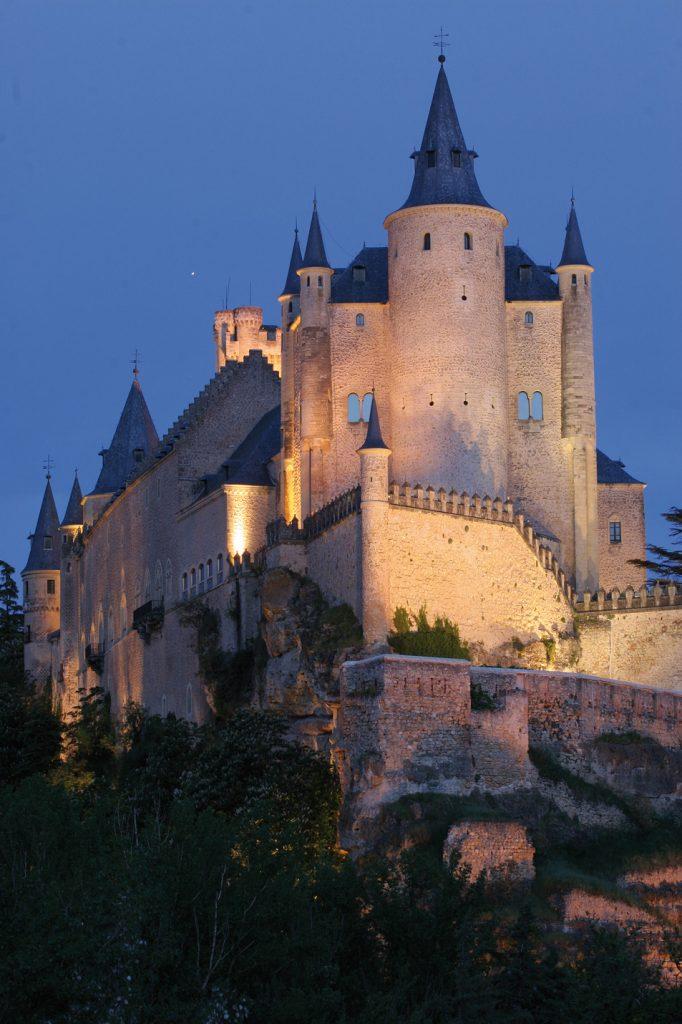 Ciudad de Segovia.