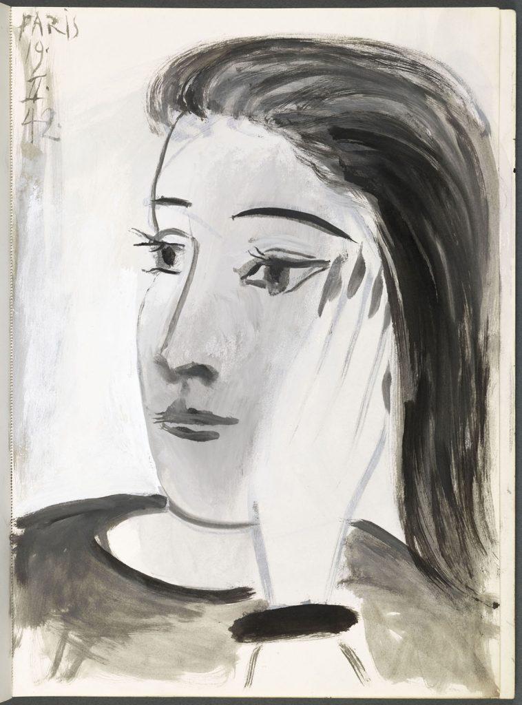 © RMN Grand Palais-Musée Picasso de París.