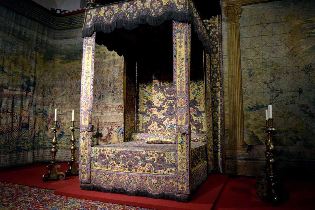Dormitorio de Carlos III.