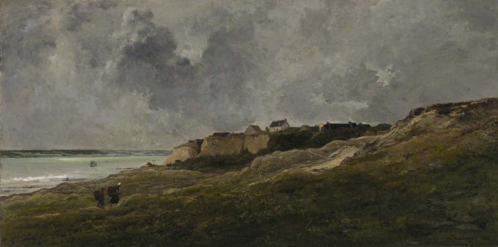 Villerville sur Maer, de Daubigny,