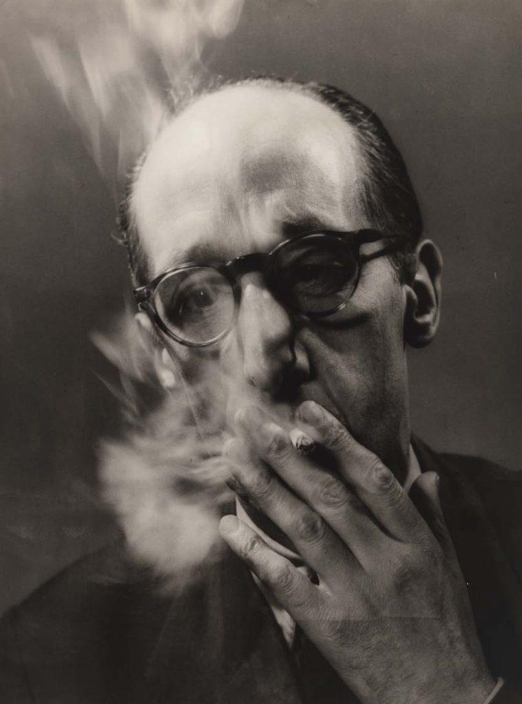Cristino Mallo, 1954.