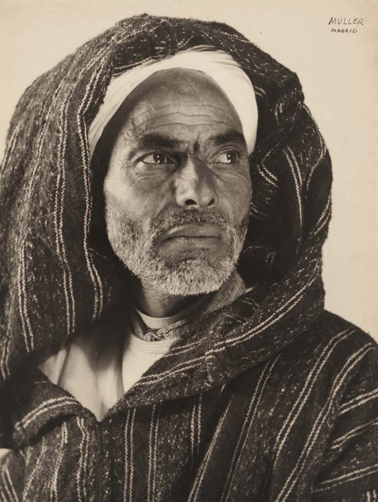 Marruecos, 1945.