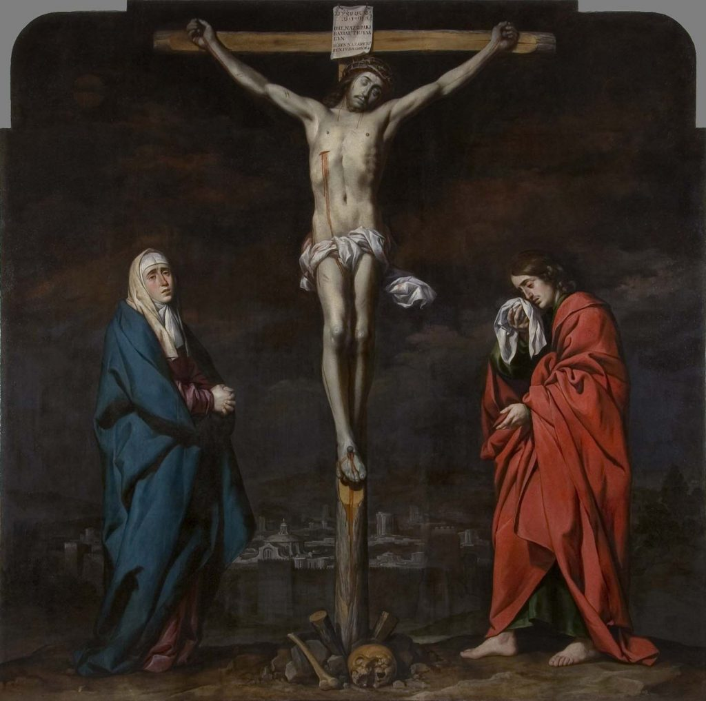 El calvario de la Inquisición, Museo de Bellas Artes de Córdoba.