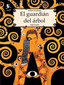 """Portada de """"El guardián del árbol"""", de Myriam Ouyessad y Anja Klauss. Editorial Juventud."""