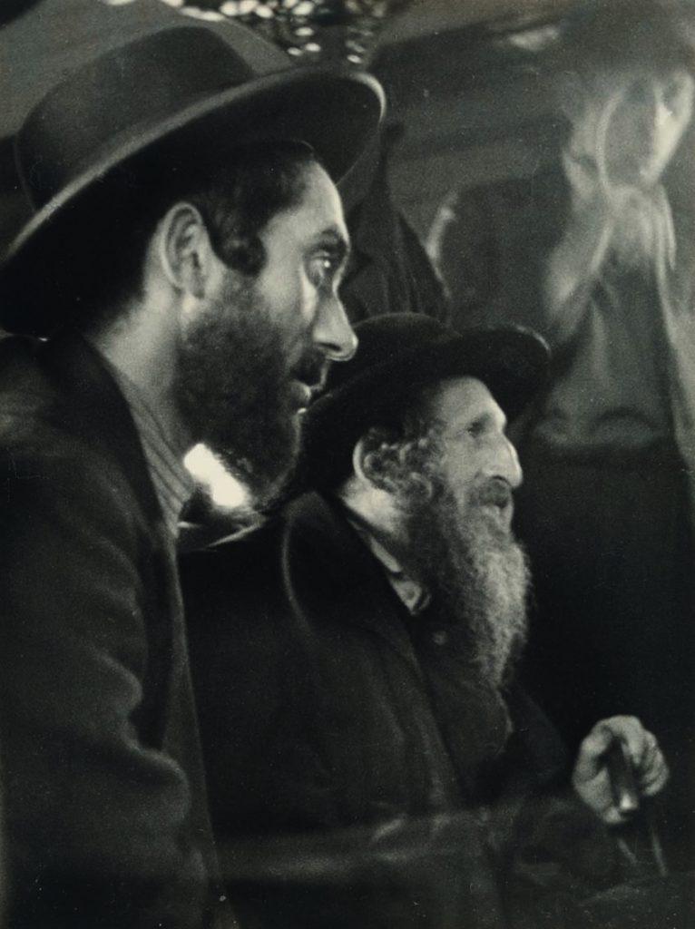 Judíos de Hungría, h. 1935. Todas las fotos: Nicolás Müller. Cedidas por el Museo Evaristo Valle.