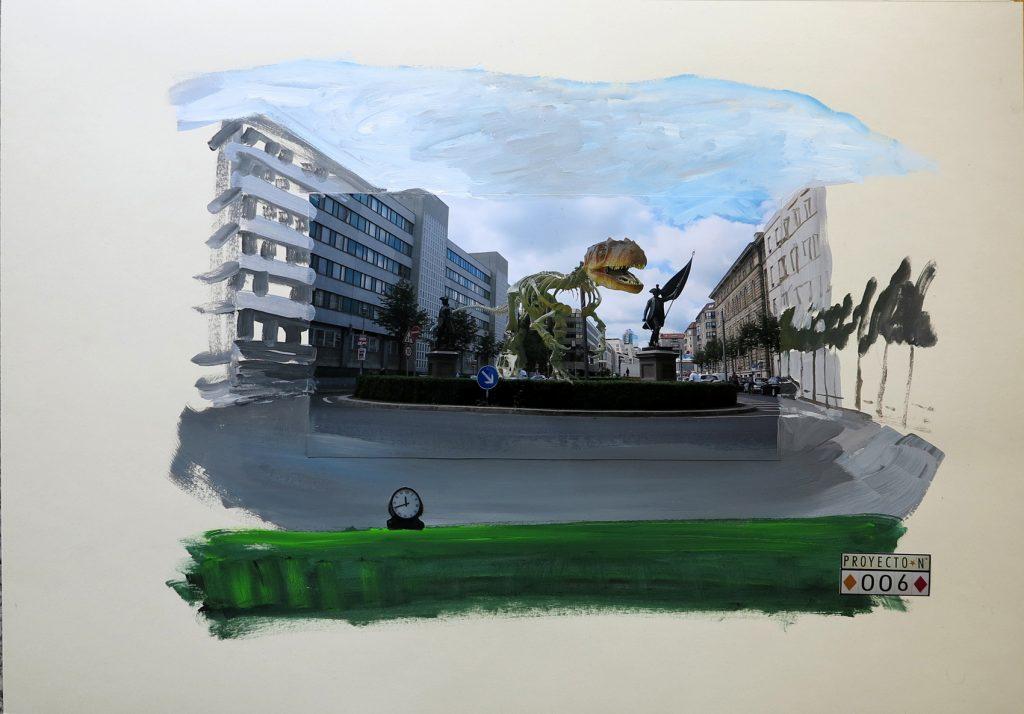 20 Proyectos específicosEl Escorial-Berlín, de Juan Ugalde.