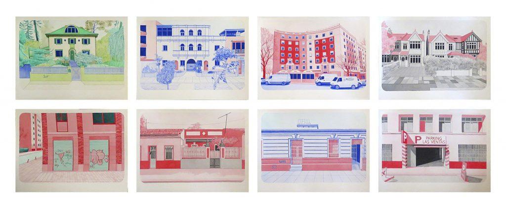 Resonancias, de Andrea Canepa (Lima, 1980). Vive y trabaja entre Valencia y Berlín.