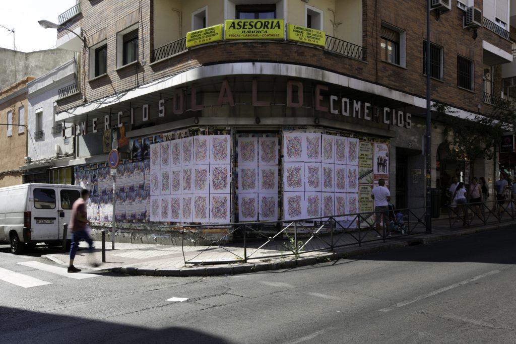 Usera, de CARLOS MACIÁ (Lugo, 1977). Vive y trabaja en Madrid.