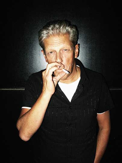 El artista belga contemporáneo Jan Fabre.
