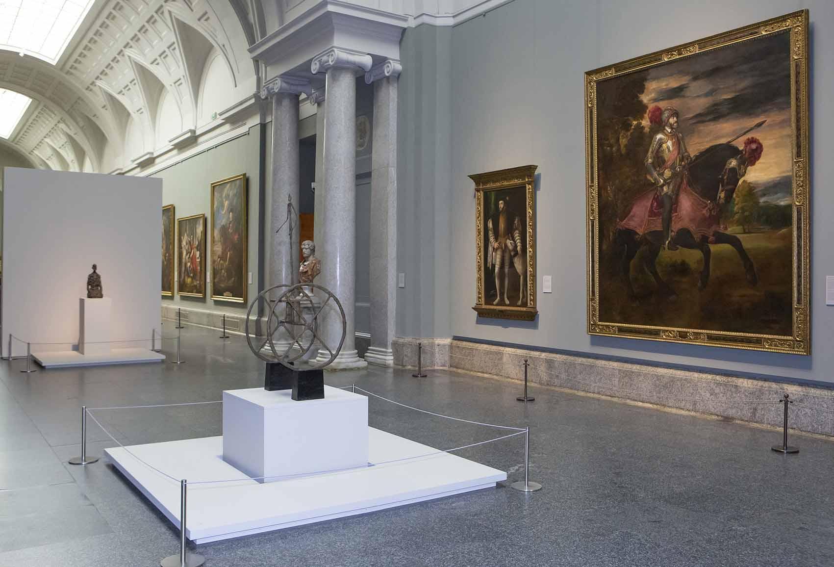 Giacometti dialoga con los grandes maestros del Prado Artes & contextos 77121475 6d7c a889 8c61 725bea87d638