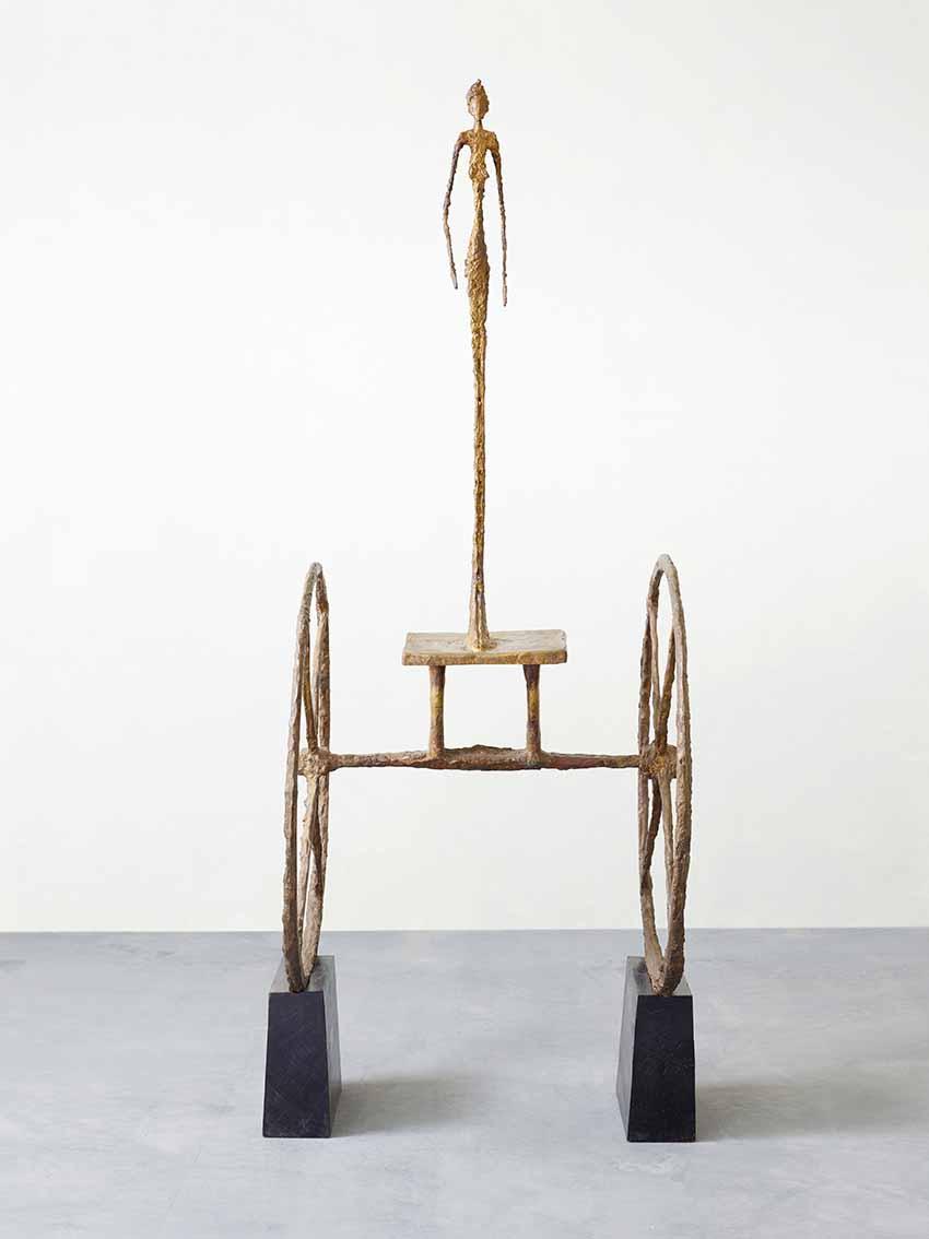 Giacometti dialoga con los grandes maestros del Prado Artes & contextos FOTO 1 e412aa75 a16f e3a2 62ff 36e6124344b0