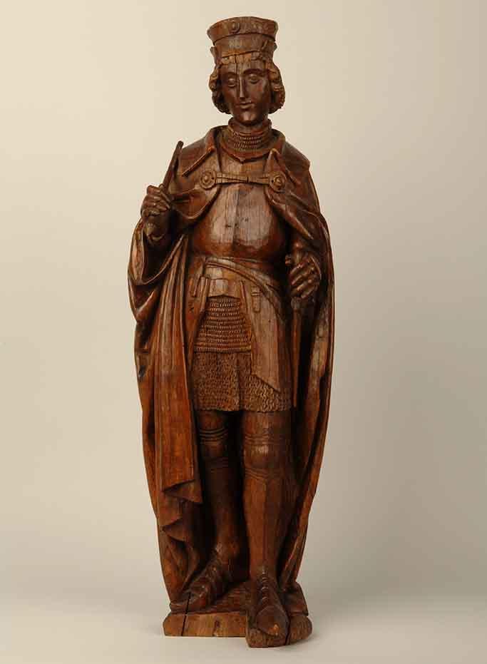 Un diálogo entre escultura y pintura Artes & contextos San Adrian baja