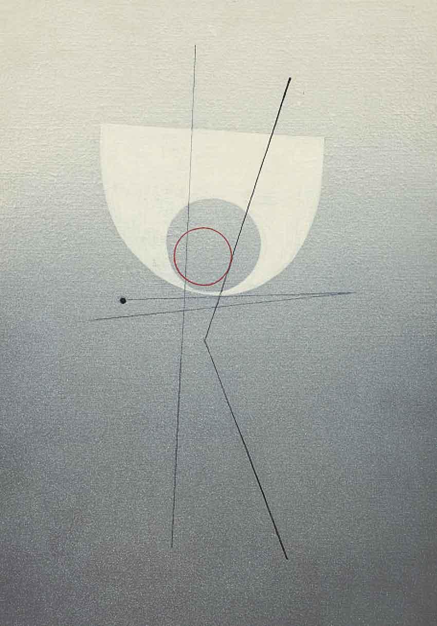 Léon Tutundjian: maestro del papel y el lirismo geométrico Artes & contextos leon tutundjian 55