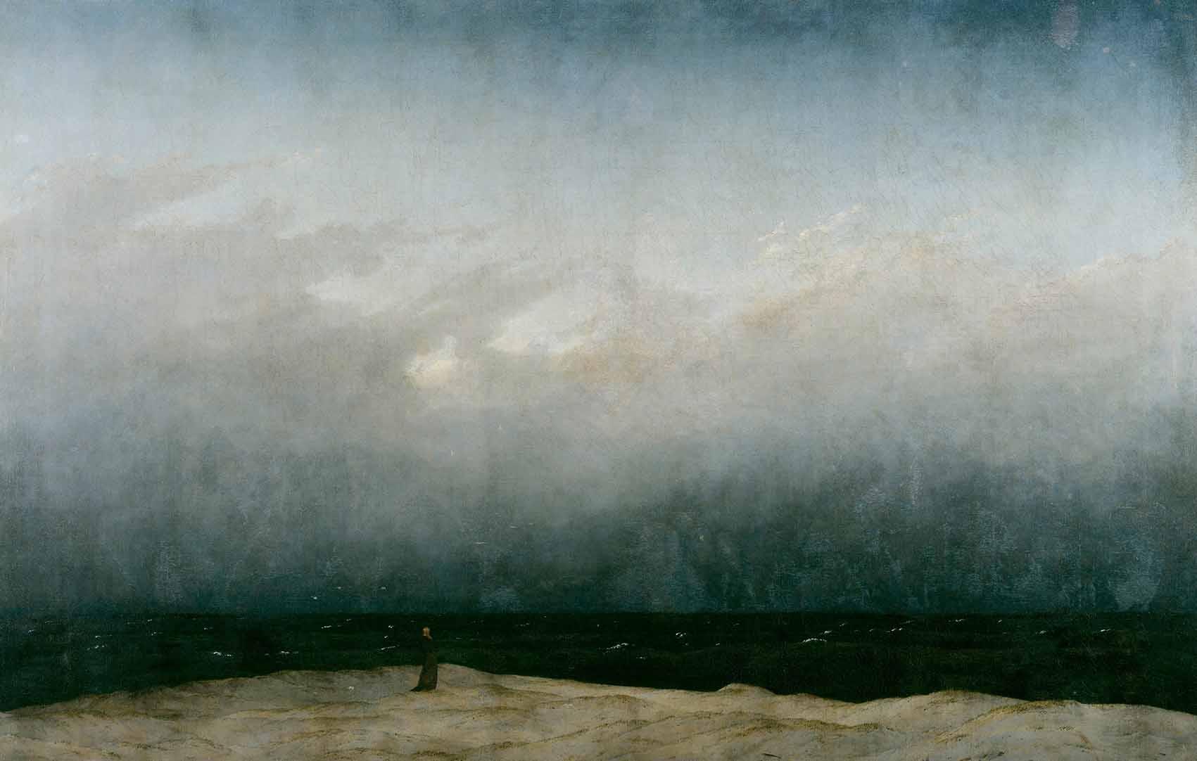 Caspar David Friedrich: paisajes alegóricosDescubrir el Arte, la ...