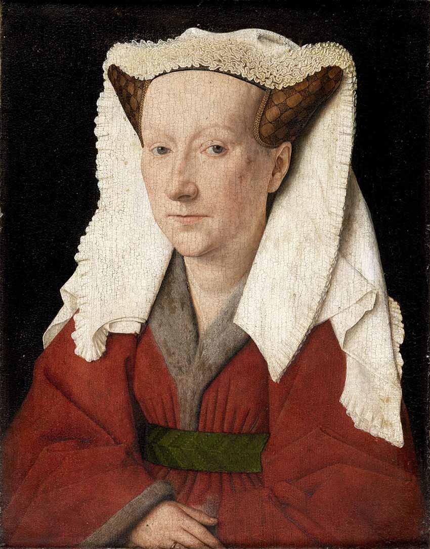 Gante celebra em 2020 o ano Jan van Eyck (extendido até à Primavera de 2021) Artes & contextos margareta van eyck