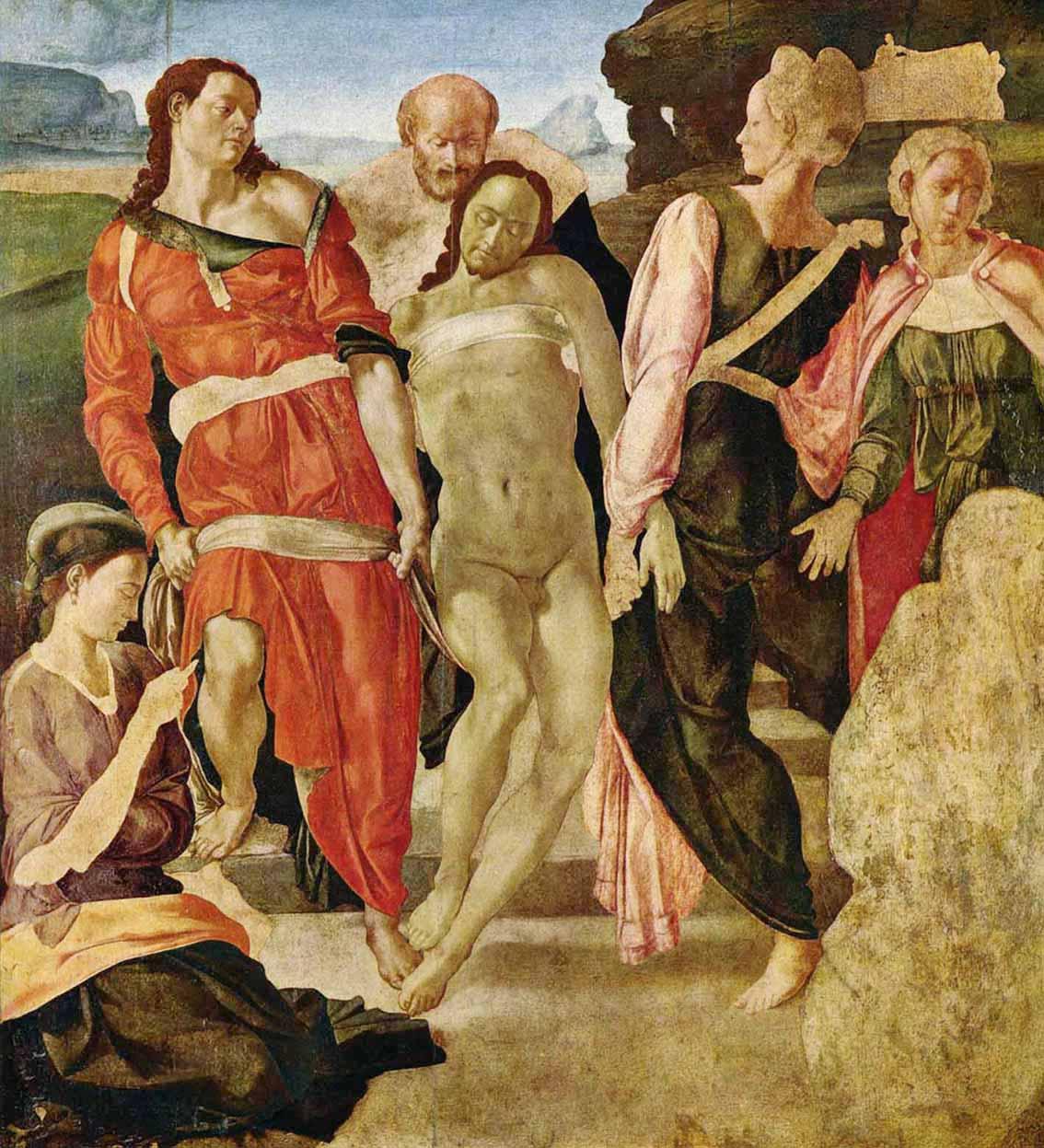 2 Miguel ángel Obras De Juventud 1492 1505 Descubrir El Arte La Revista Líder De Arte En Español
