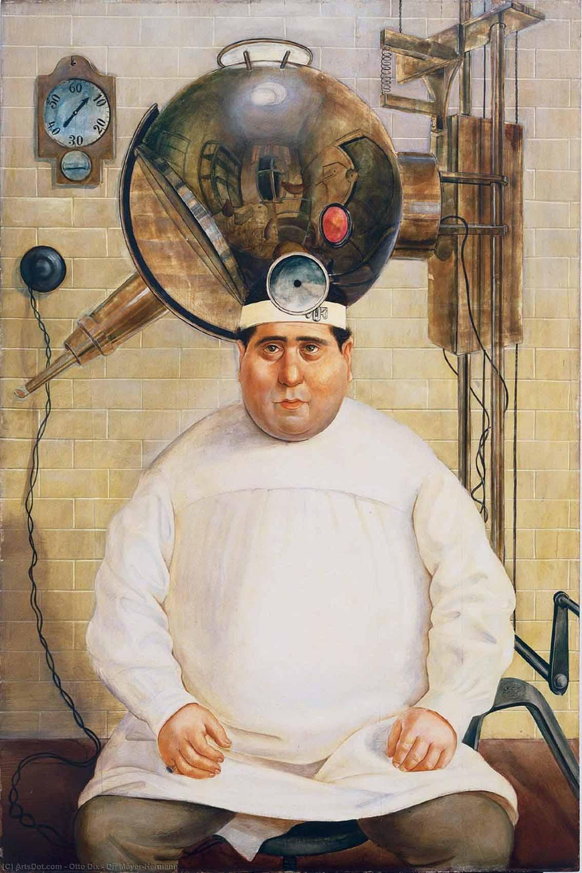 Francisco de Goya, homenagem ao doutor Arrieta Artes & contextos Otto dix dr. mayer hermann