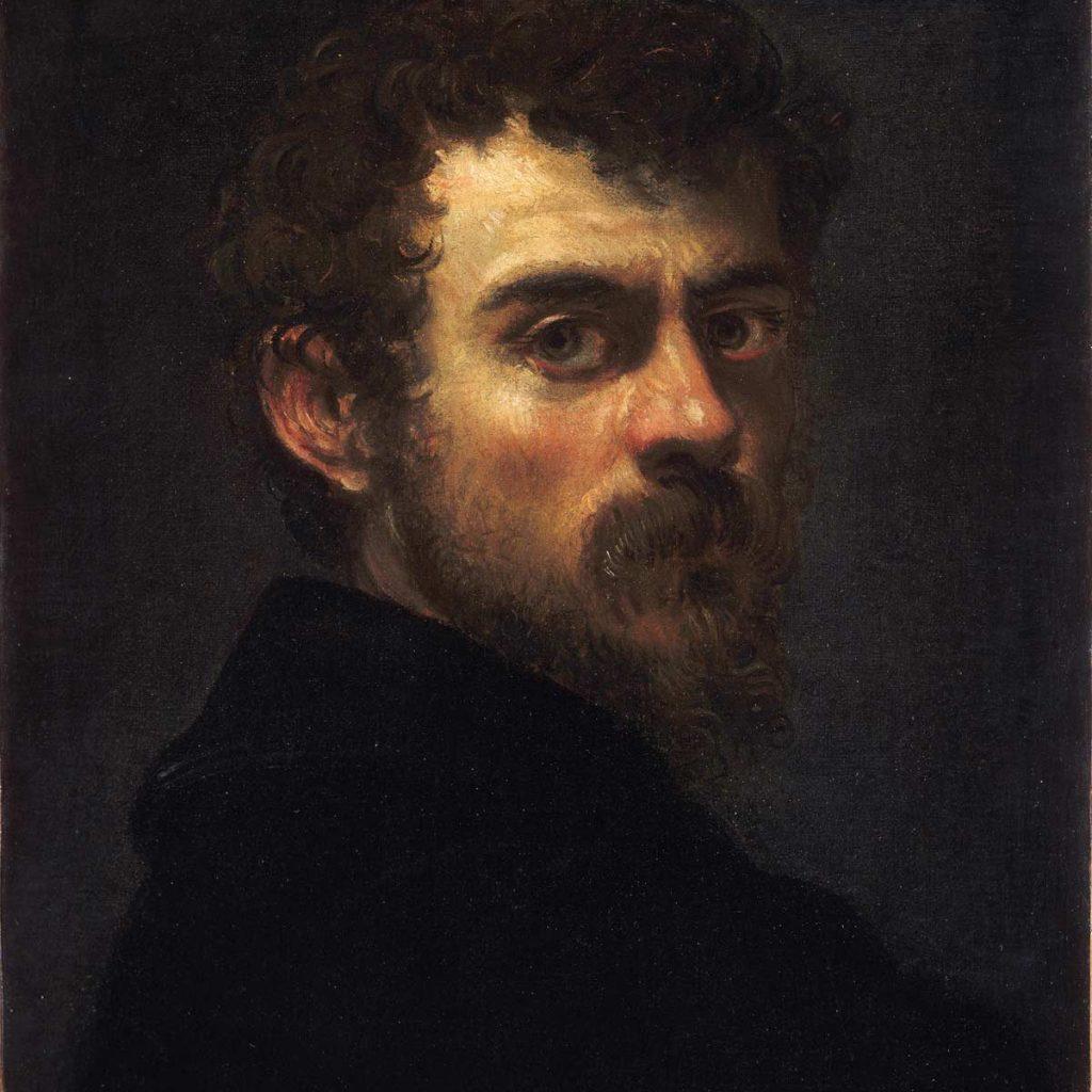 Tintoretto, o pintor de Veneza Artes & contextos AUTORRETRATO MUSEO FILADELFIA tintoretto