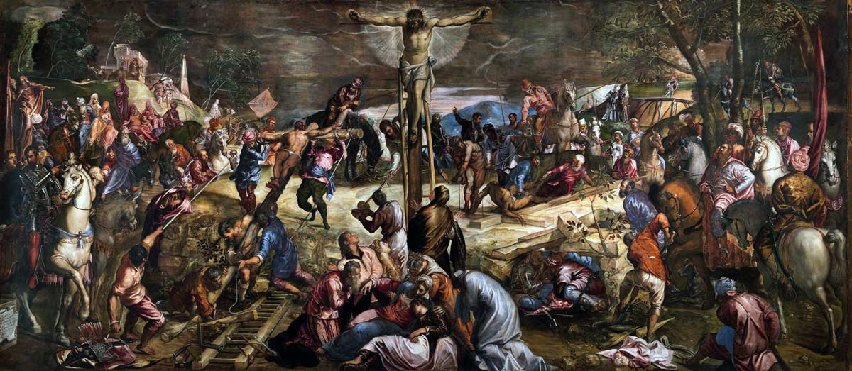 Tintoretto, o pintor de Veneza Artes & contextos Jacopo Tintoretto 021