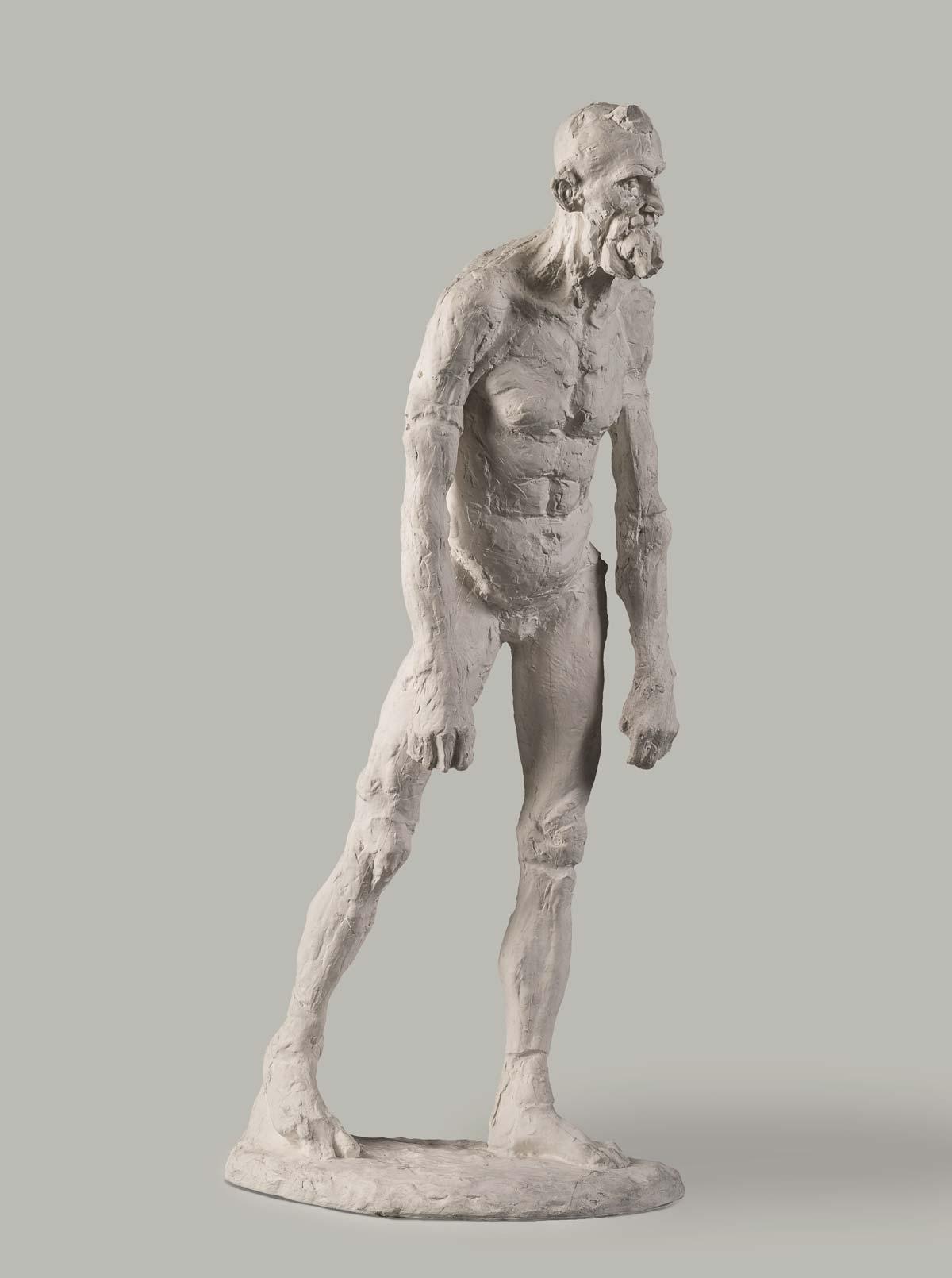 Rodin - Giacometti, Duelo de Titãs Artes & contextos Eustache de Saint Pierre
