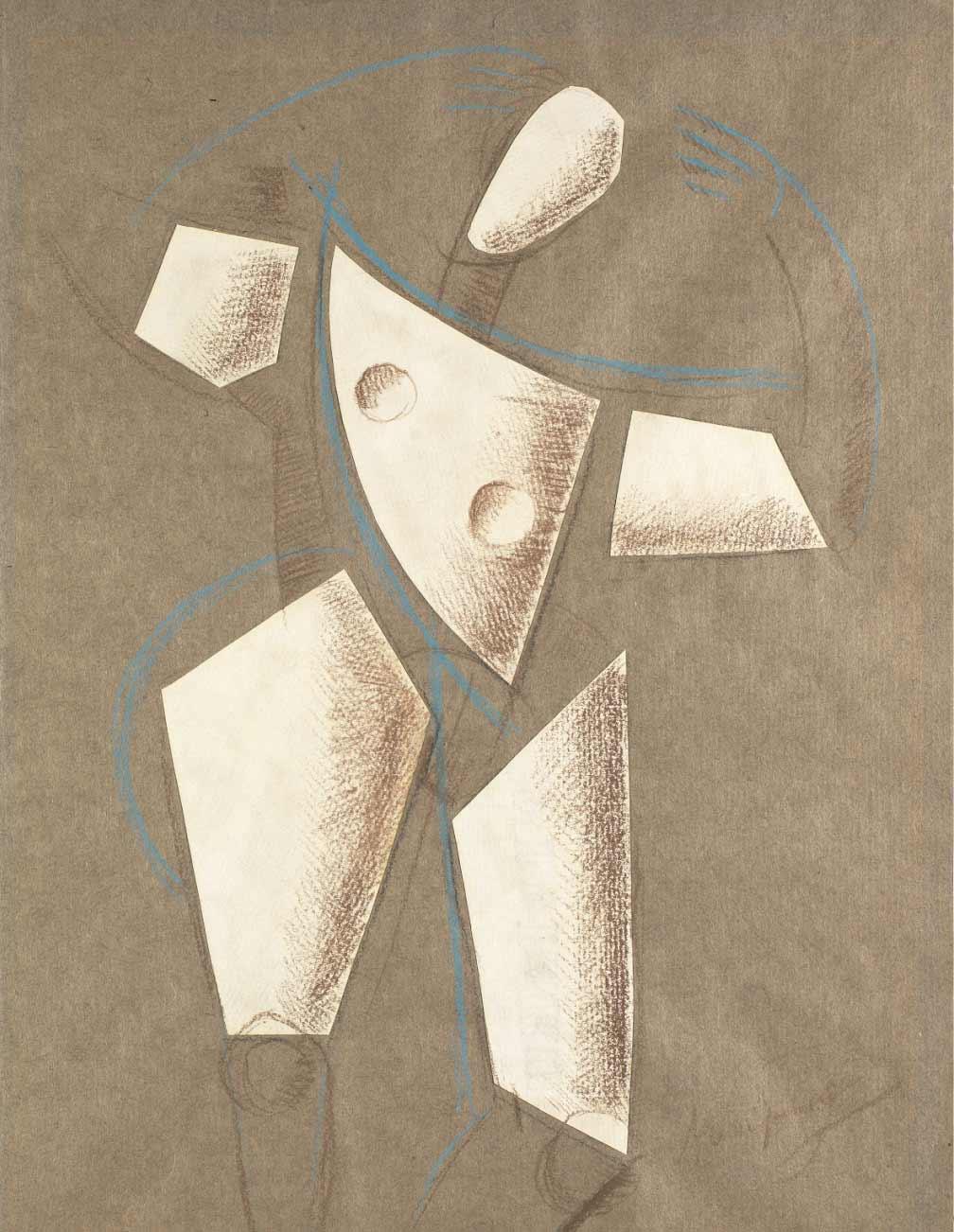 O Universo do Desenho no Museu Thyssen Málaga Artes & contextos a arpichenko