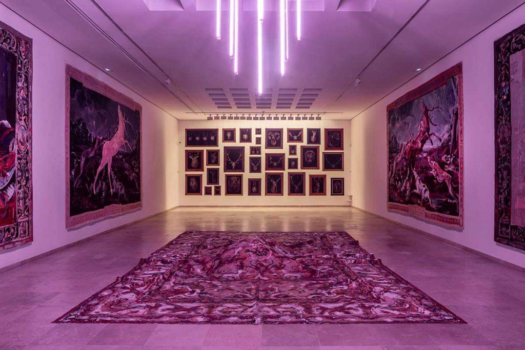 A experiência imersiva de Borondo sobre o património artístico Artes & contextos Hereditas Borondo ph %C2%A9 Roberto Conte 13