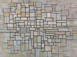 Mondrian, creador de un nuevo lenguaje