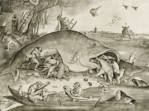 Pieter Bruegel el Viejo: una visión del mundo en papel