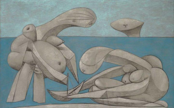 Picasso Obstinadamente Mediterráneodescubrir El Arte La Revista Líder De Arte En Español