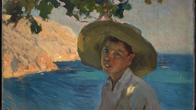 Galeria-Jorge-Alcolea_Joaquin-Sorolla_Chico-con-sombrero-Javea-1.jpg