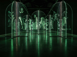 La experiencia inmersiva sobre patrimonio artístico de Borondo