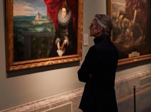 La pintura y la Corona en el Museo del Prado