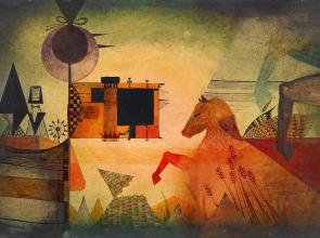 Los grandes creadores del XX llegan al Salón de Arte Moderno