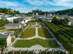 Salzburgo, un gran museo al aire libre