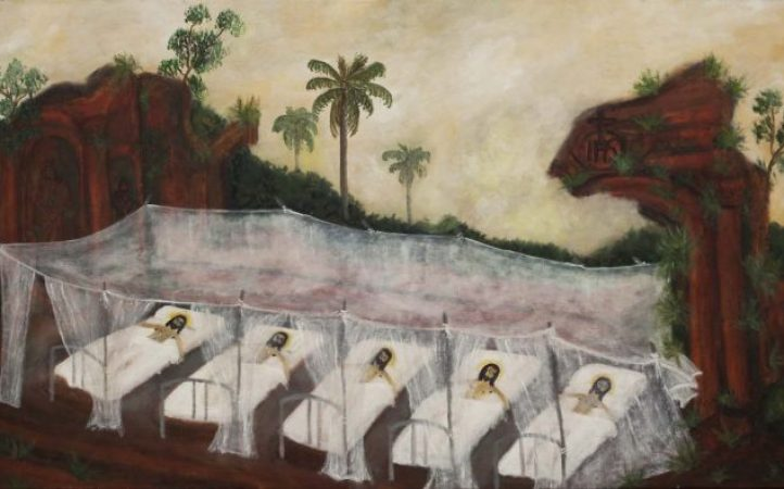 NI-36.-Santiago-García-Sáenz.-Cristos-enfermos-en-las-ruinas-jesuíticas.-1994.-Óleo-sobre-tela.-77-x-156-cm.jpg