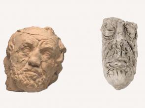 Rodin-Giacometti, duelo de titanes