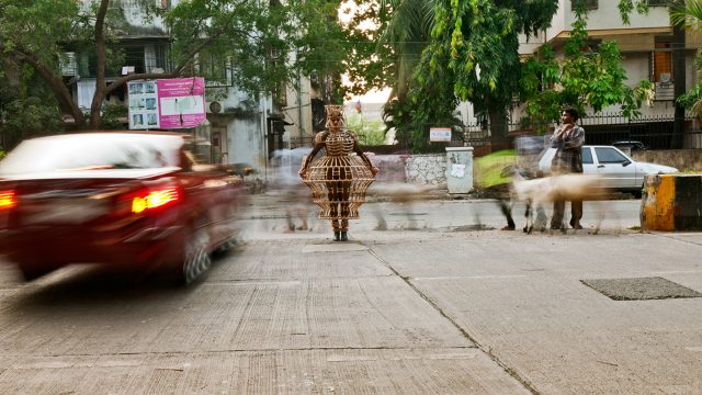 Shakuntala-Kulkarni-Photo-Performance-Relief-Road-Santacruz-West-courtesy-of-the-artist-and-chemould-prescott-road.jpg
