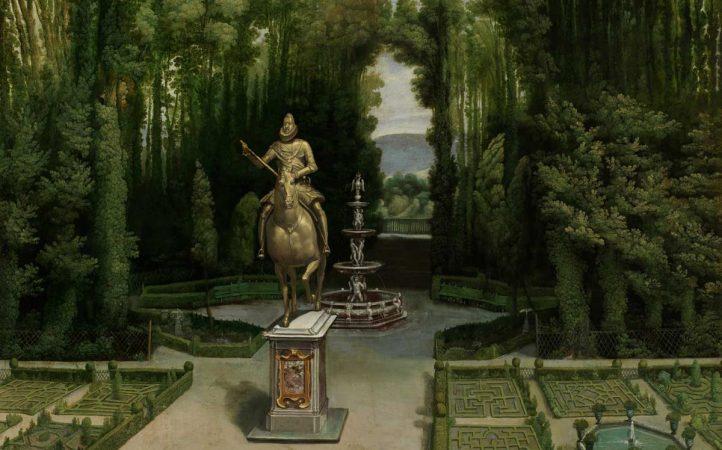 Vista-de-los-jardines-de-la-Casa-de-Campo-con-la-estatua-de-Felipe-III.jpg