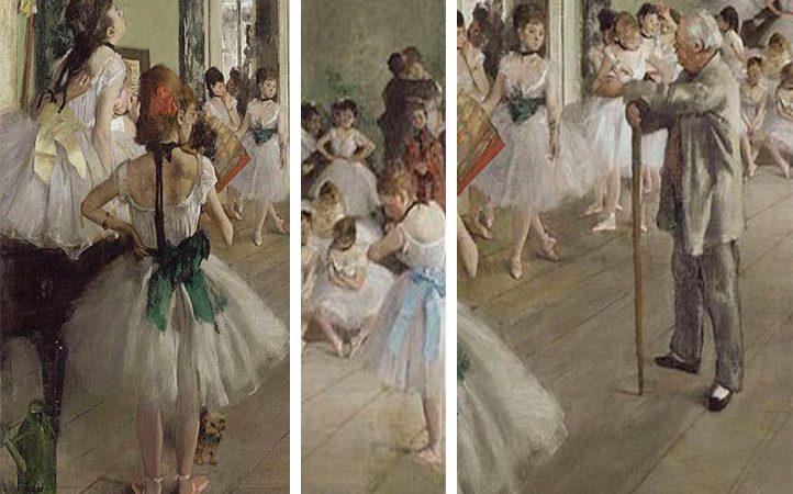 Cómo leer La clase de danzaDescubrir el Arte, la revista