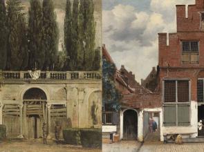 Las afinidades de Velázquez, Rembrandt y Vermeer