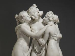 Canova y Thorvaldsen, la belleza de un diálogo escultórico eterno